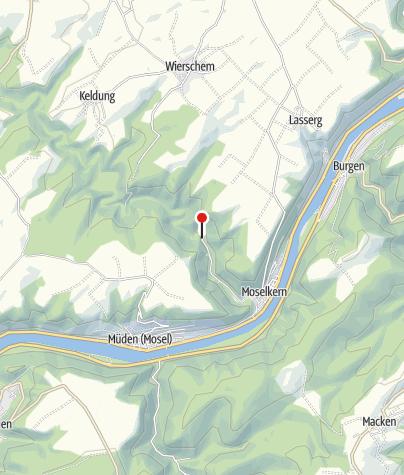 Kaart / Landhotel Ringelsteiner Mühle