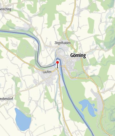 Karte / Oberes Stadttor
