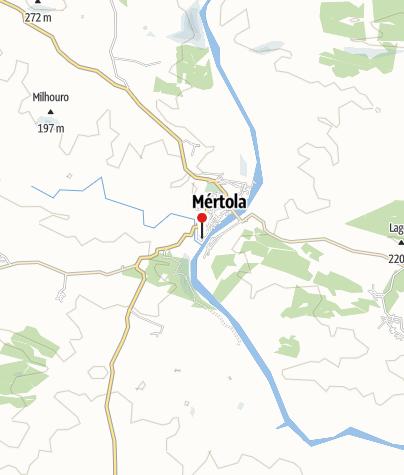 Map / Vila Velha Guest House