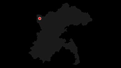 Karte / Alb-Donau-Kreis Radtour 4 - Berg- und Taletappe für sportliche Radler ab Westerheim