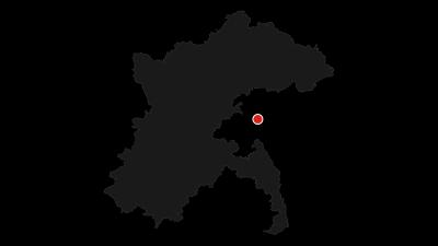 Karte / Alb-Donau-Kreis Radtour 8 - In Ulm und um Ulm herum