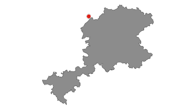 Map / Lahnwanderweg 01-19 (entire tour, tour with stages)
