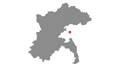 Karte / Alb-Donau-Kreis Radtour 9 - Von Ulm auf den Spuren der Donau