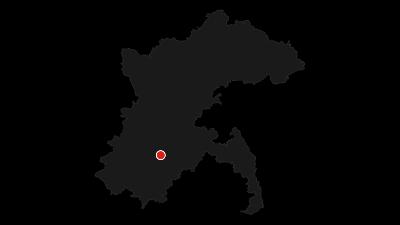 Karte / Alb-Donau-Kreis Radtour 10 - Von Ehingen durch die schönsten Flusslandschaften