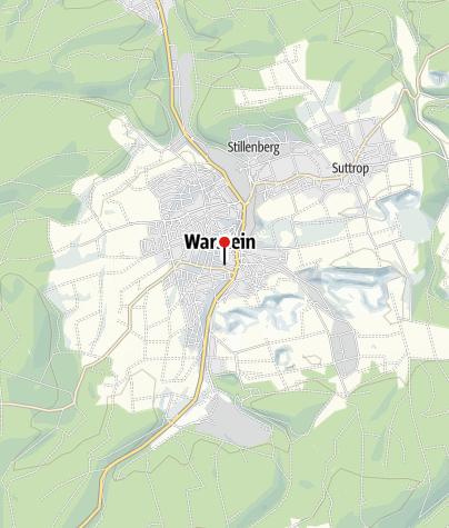 Kaart / Spielpunkt Marktplatz