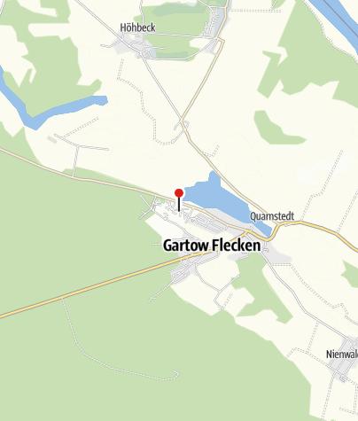 Karte / Ferienhaus Meincke