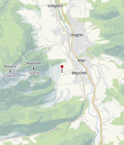 Karte / Jaudenstadl