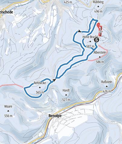 Map / Kreggenbergschleife