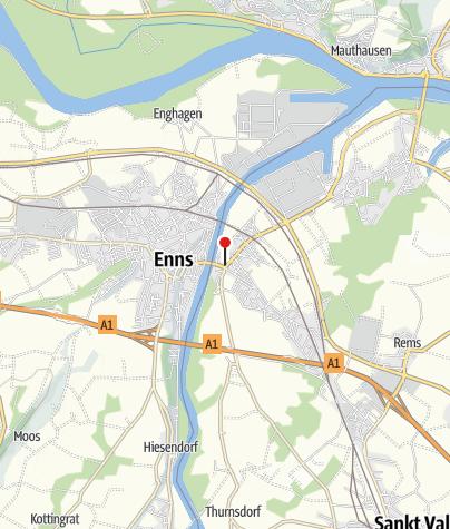Map / Gasthof Zum grünen Baum