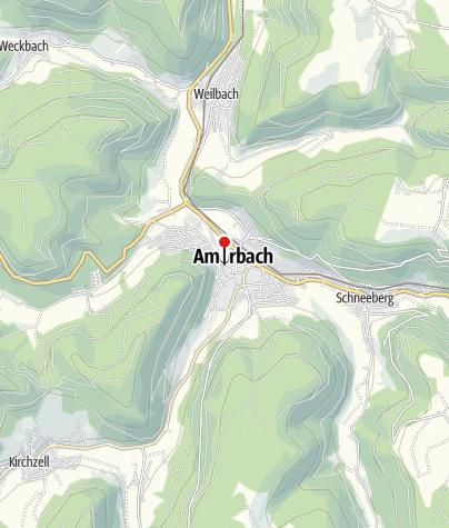 Karte / Stangs Küche