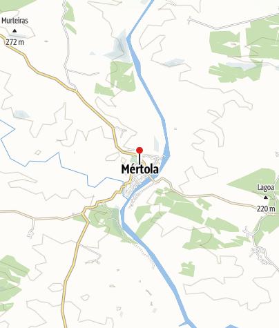 "Map / Restaurant ""Repuxo"""