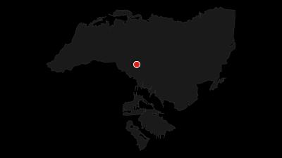 Mapa / Kömpe szeme kilátó (Szalafő)
