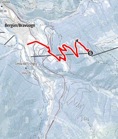 Map / Darlux-Bergün