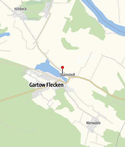 Karte / Grillplätze am Gartower See