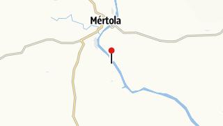 Map / Birdspot - Bombeira do Guadiana