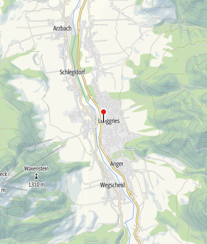 Karte / Konditorei-Café Schwarz