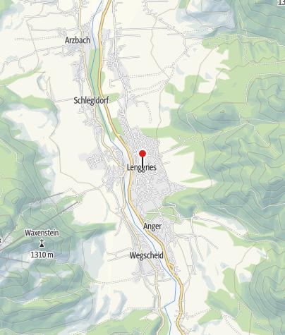 """Karte / Wirtshaus-Hotel """"Der Altwirt"""""""
