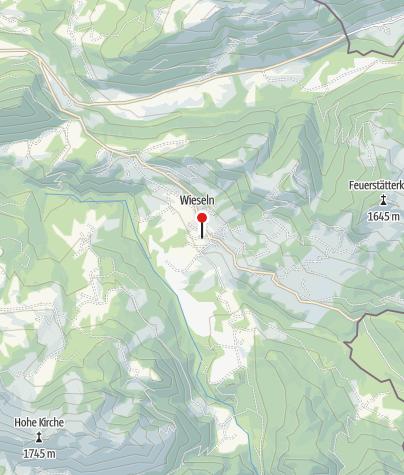 Karte / Dorner Hof