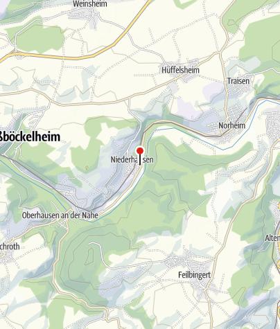 Map / Gasthaus zum Nahetal