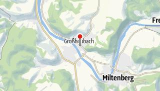 Karte / Cafè König der Bäckerei-Konditorei Kirchgäßner
