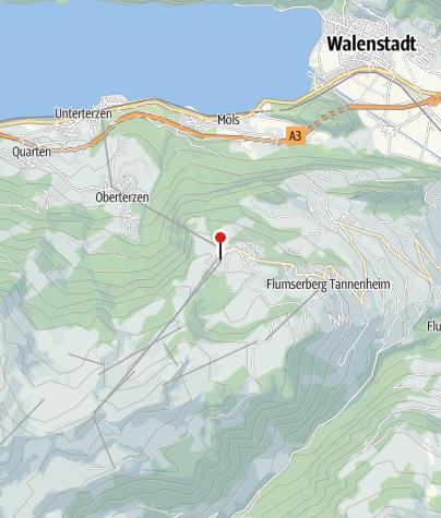 Map / INTERSPORT Network Flumserberg (Standort Tannenboden)