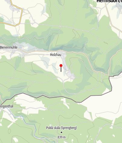 Karte / BL46 - Bank Talblick