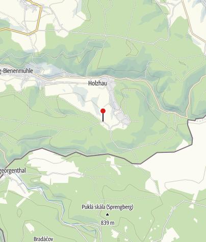 Karte / BL45 - Grenzerhaus Holzhau
