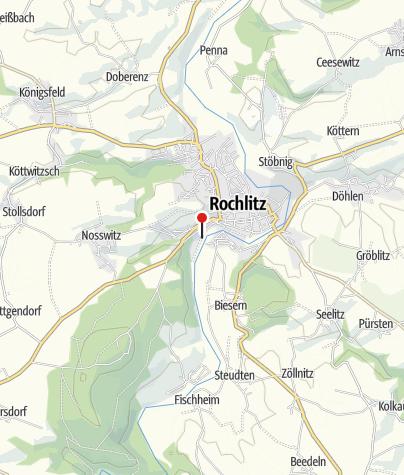 Karte / Rochlitz I (Alternative)