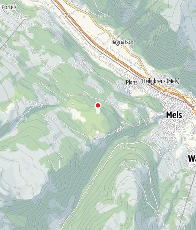 Karte / Fischen im Chapfensee