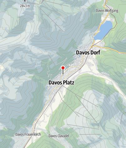Karte / Central Sporthotel
