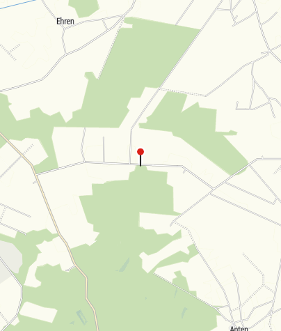 Karte / Wanderparkplatz Moorlehrpfad