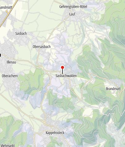 Karte / Ald Saschwalle