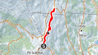 Map / Scalottas Nord