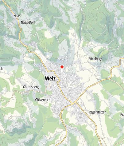 Karte / Ferienwohnung Kienreich