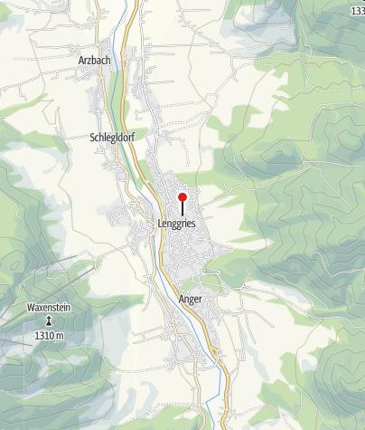 Karte / Dorfschänke