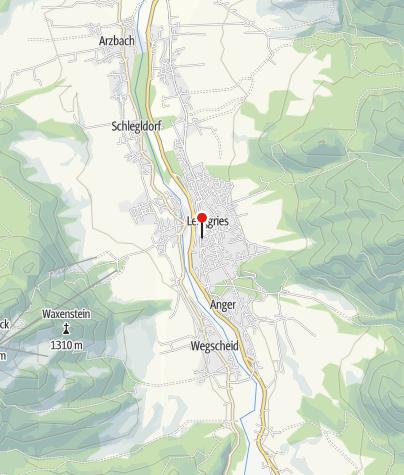 Karte / Floßwirt