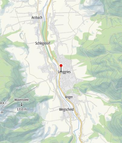 Karte / Gasthof Lenggrieser Hof