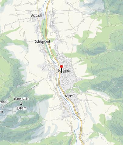 Karte / Café Strehler