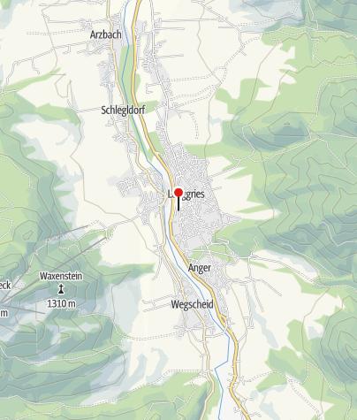 Karte / Brauneck Café