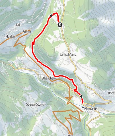 Karte / Bual