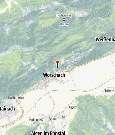 Karte / Eselranch