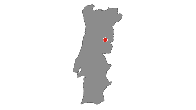 Map / GR22 - Historical Villages of Portugal - Long Distance Mountain Bike Route