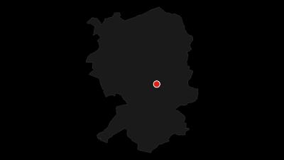 Karte / Winterberg - Golfplatz - Minenplatz - Altastenberg