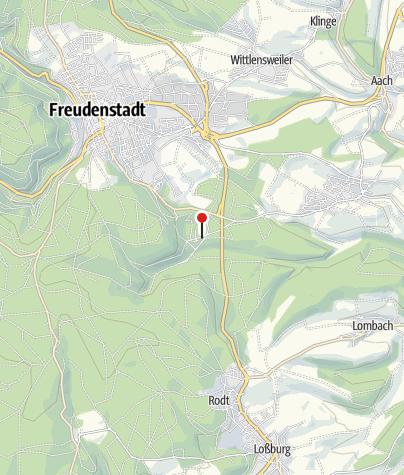 Karte / Landhaus Waldesruh