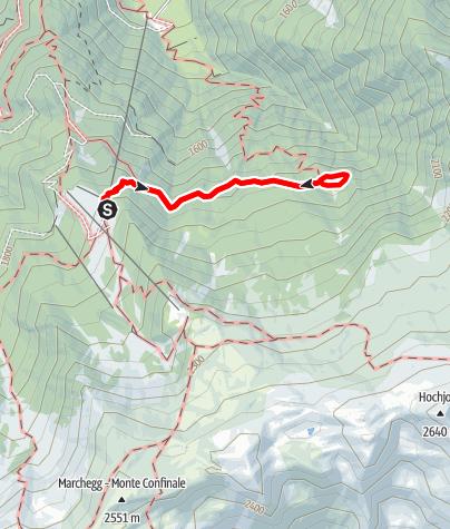 Map / Lake Tarres