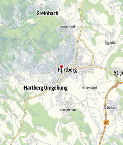 Karte / Museum Hartberg
