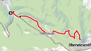 Karte / Stoneman Miriquidi MTB C-Edition Abschnitt Rittersgrün-Fichtelberg