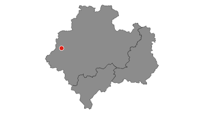 Kaart / Sauerland-Höhenflug: van Altena naar Korbach