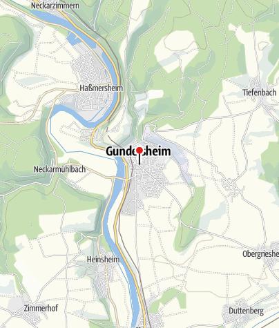 Karte / Weinbau Pavillon