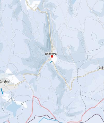 Karte / Wildenthal